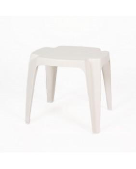 Mesa Solid PEQUEÑA Resina Blanca